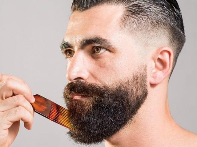 vill ha skägg